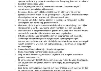 200511 Bijlage Nieuwe maatregelen Hygiene Sporters Trainers Ouders_12